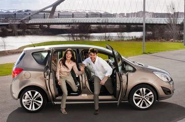 Vanafprijs Opel Meriva bekend