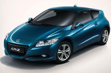 Honda CR-Z: geen 14, maar 20 procent bijtelling