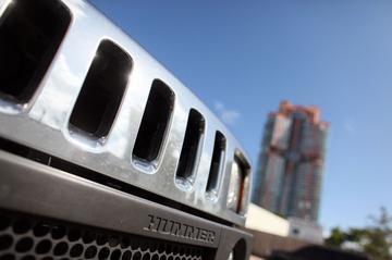 Werken aan levensvatbaarheid Hummer