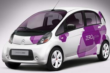 Officieel: Citroën C-Zero