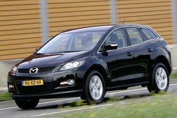 Mazda CX-7 2.3 DISI Turbo