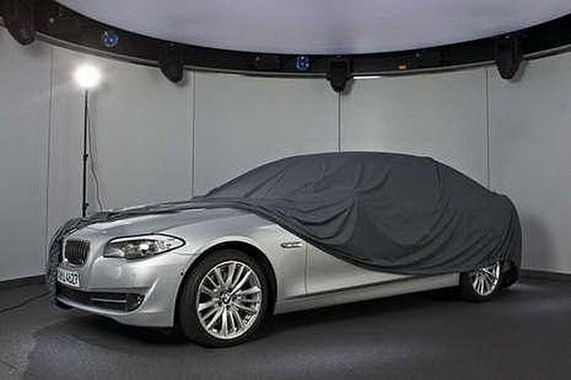 Eerste glimp BMW 5-serie