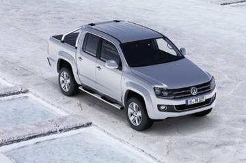 Ziehier: de Volkswagen Amarok!