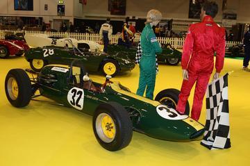 De grootste Lotus-collectie ter wereld