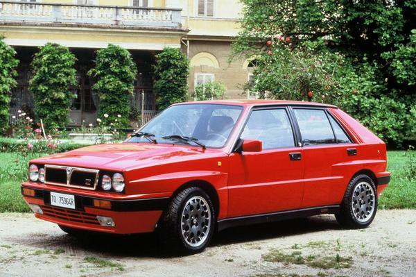 Lancia Delta 1982 - 1986