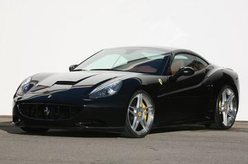 Novitec pakt ook Ferrari California aan