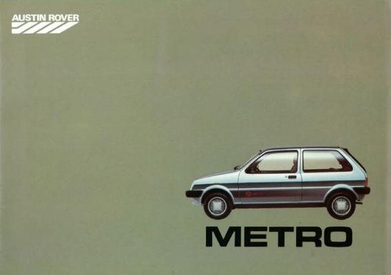 Brochure Austin Metro