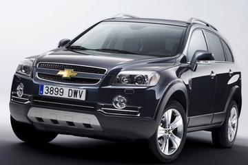 Facelift voor Chevrolet Captiva