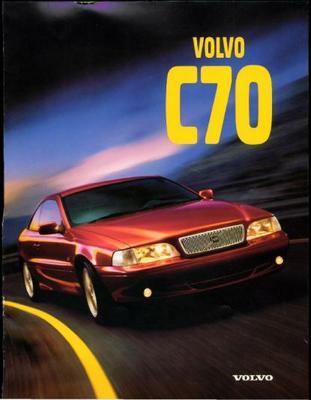 Brochure Volvo C70