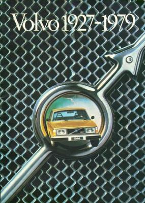 Brochure Volvo historie