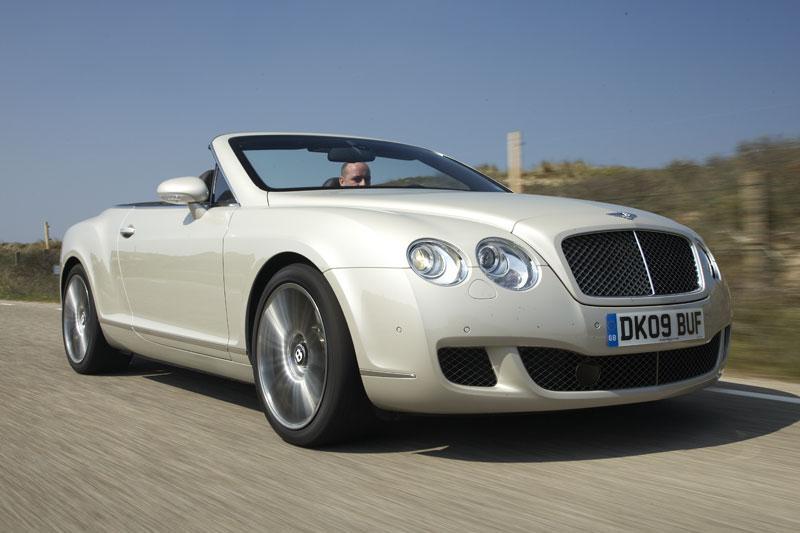 Bentley Continental GTC Speed (2009)