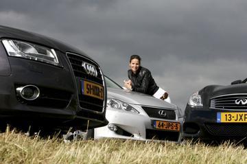 Audi A5 Cabriolet - Infiniti G37 Cabrio - Lexus IS 250C