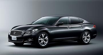 Nissan Fuga is onze Infiniti M