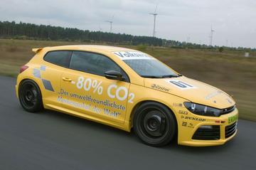 Scirocco bio-aardgas Cup: schoonste raceklasse