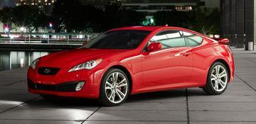 Komt-ie of niet: Hyundai Genesis coupé