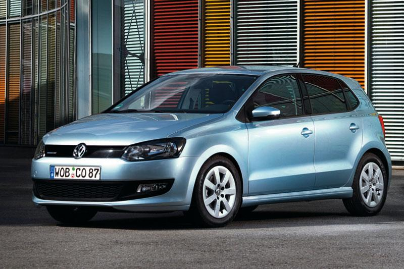 Volkswagen Polo 1.2 TDI BlueMotion (2013)