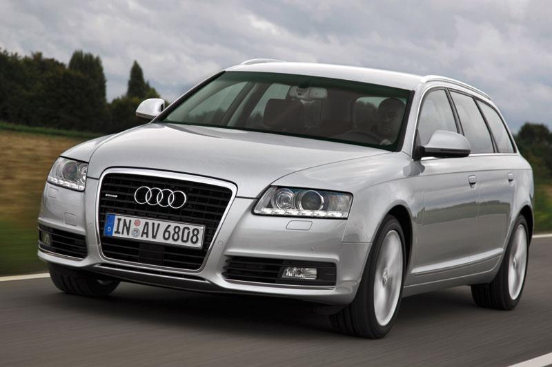 Audi A6 Avant 2.8 FSI 220pk (2008)