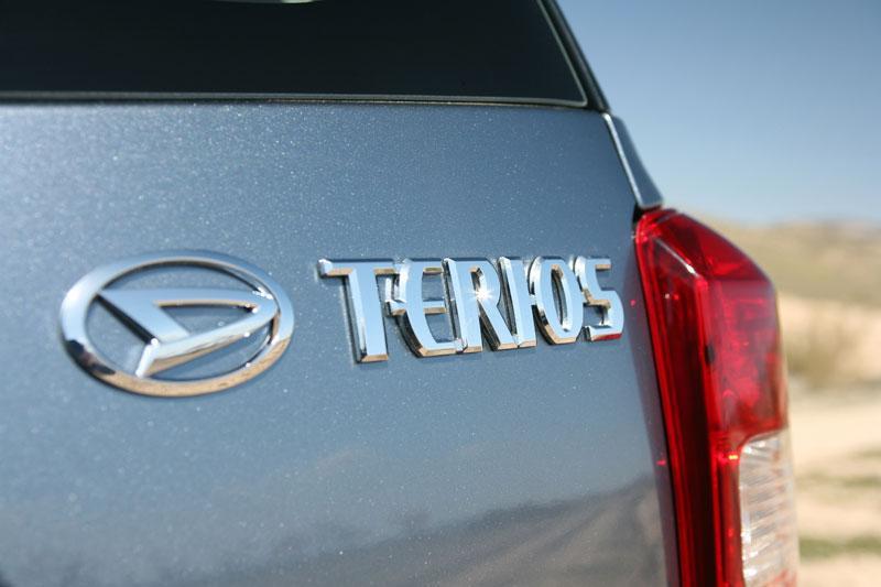 In maart vernieuwde Daihatsu Terios