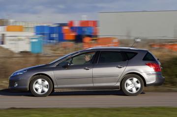 Peugeot 407 SW ST 2.0-16V (2009)