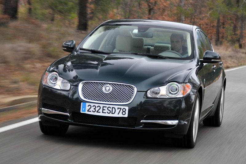 Jaguar XF 3.0D V6 S Luxury (2009)