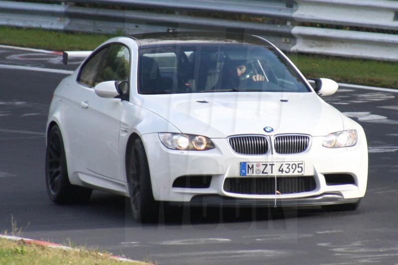 BMW test extreme M3