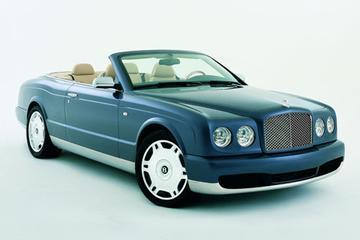 Snel dak voor Bentley Arnage