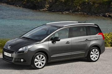 Peugeot 5008 Active 2.0 HDi 5P (2012)