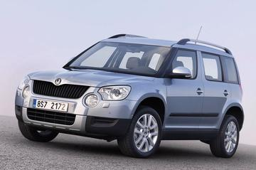 Skoda Yeti 1.2 TSI Active Plus (2010)