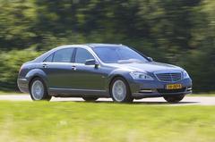 Mercedes-Benz S 400 Hybrid Lang Prestige Plus