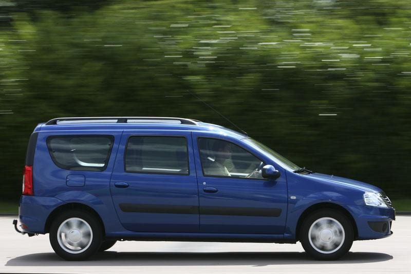 Dacia Logan MCV 1.6 16V (2009)