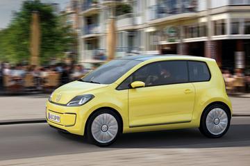 Nieuwe VW Lupo krijgt noodremfunctie
