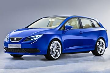 Seat IBZ Concept is voorproefje Ibiza ST