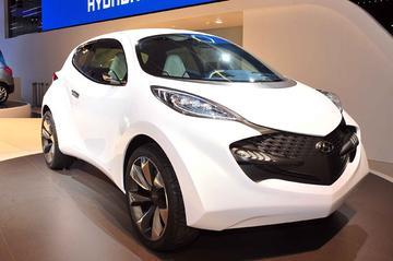 Blik in Hyundai's toekomst: de ix-Metro