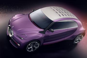 Elektro-eend is los: Citroën Revolte