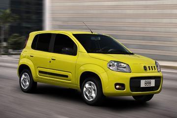 Fiat Uno opnieuw gelanceerd