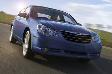 Chrysler stopt met Sebring en Avenger