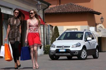 Fiat Sedici heeft prijslabels