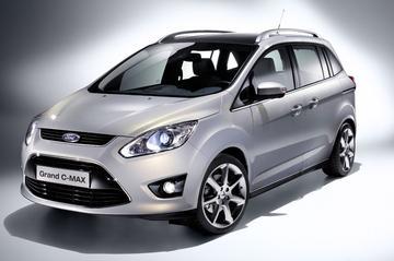 Gelekt: Ford Grand C-Max