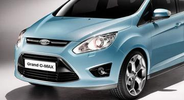 Ook op 't net: Ford Grand C-Max