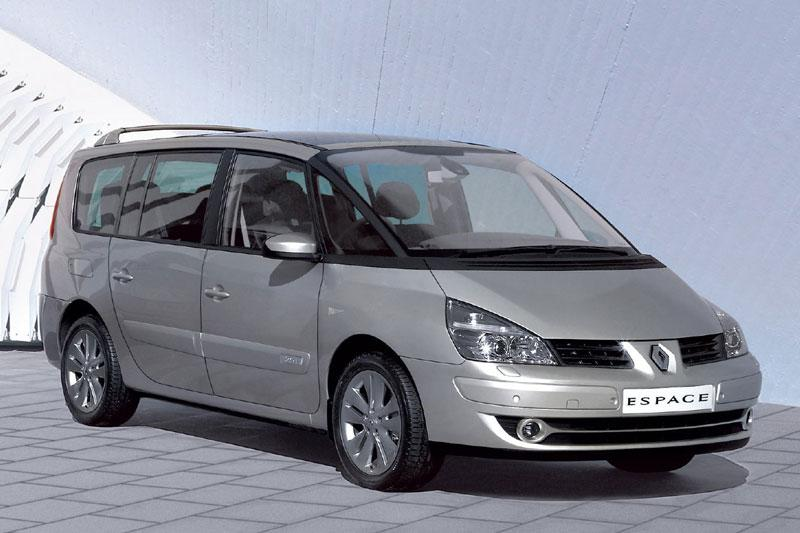 Renault Grand Espace 2.0 Turbo 16V Initiale (2008)