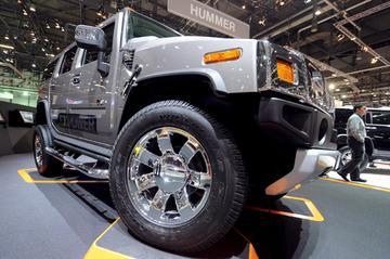 """""""GM heeft koper voor Hummer"""""""