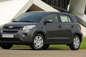 Nieuwe instapper Toyota Urban Cruiser