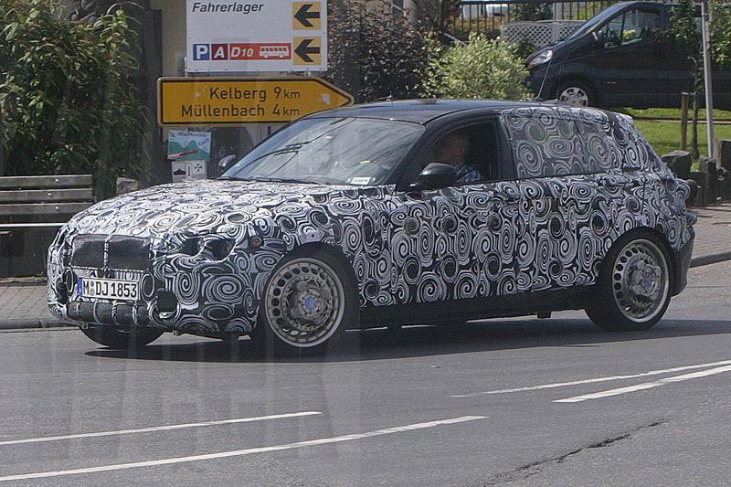 Daar is –ie weer: de BMW 1-serie