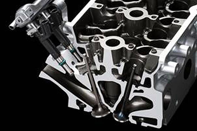 Nissan: dubbele injectie voor beter verbruik