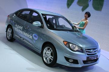 Hyundai heeft ook een hybride