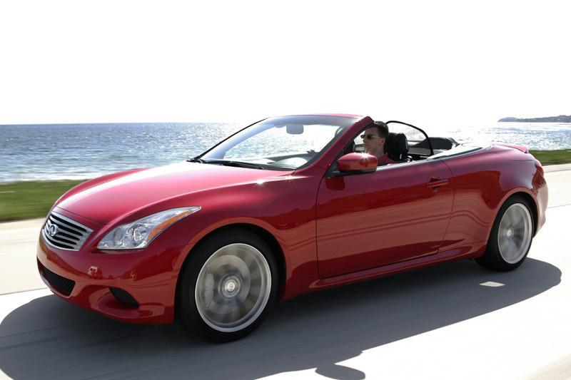 Gereden: Infiniti G37 Cabriolet