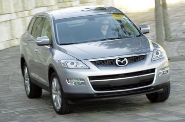 Mazda CX-9 naar Nederland