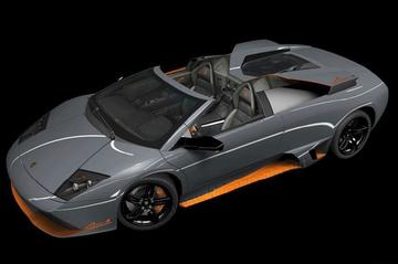 Lambo Murciélago LP650-4 Roadster: tussenvorm