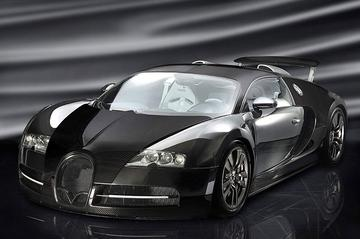 Mansory Vincerò is Veyron met glimmers