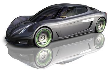 Koenigsegg Quant: supersnel met zonnekracht